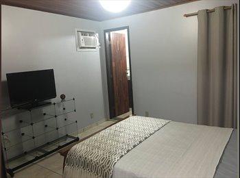 EasyQuarto BR - ALUGO SUITE EM JACAREPAGUA - Curicica, Rio de Janeiro (Capital) - R$ 600 Por mês