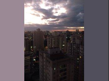 EasyQuarto BR - Apartamento para Dividir em Londrina centro - Londrina, Londrina - R$ 800 Por mês