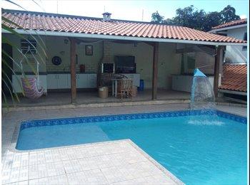 EasyQuarto BR - Aluga-se Suite individual - Bairro Bom Clima - Outros, Juiz de Fora - R$ 550 Por mês