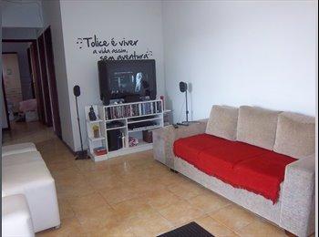 EasyQuarto BR - Apartamento ventilado na Jatiúca - Outros Bairros, Maceió - R$ 600 Por mês
