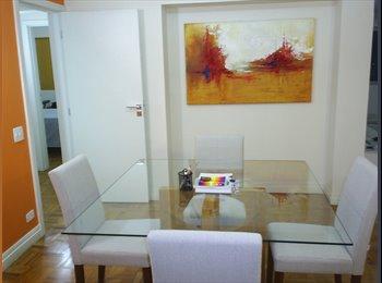 Excelente quarto - apartamento