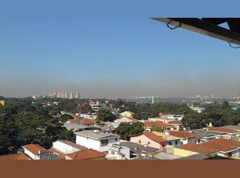 EasyQuarto BR - Apto para dividir Vila Leopoldina, São Paulo capital - R$ 1.000 Por mês