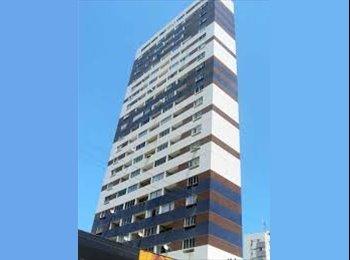 EasyQuarto BR - Alugo quarto de solteiro (Pequeno) na Madalena - Recife, Recife - R$ 500 Por mês