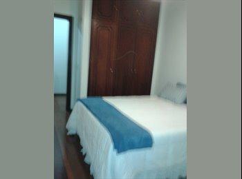 EasyQuarto BR - alugo um quarto e garagem somente p o sexo femino - Campinas, RM Campinas - R$ 1.400 Por mês