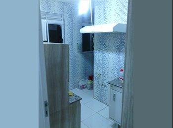EasyQuarto BR - Divido Apartamento de 2 quartos - Mogi das Cruzes, RM - Grande São Paulo - R$ 280 Por mês