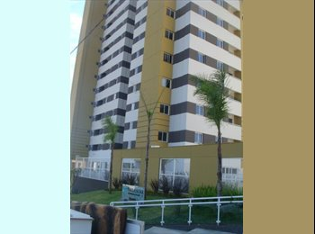 EasyQuarto BR - OFEREÇO UMA VAGA EM APARTAMENTO!! - Londrina, Londrina - R$ 370 Por mês