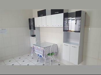 EasyQuarto BR - Quartos para alugar em Piracicaba. - Piracicaba, Piracicaba - R$ 550 Por mês