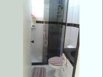EasyQuarto BR - quarto em ap para 1 ou 2 pessoas - Diadema, RM - Grande São Paulo - R$ 500 Por mês