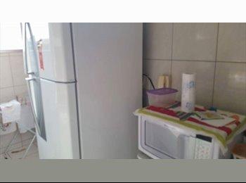 EasyQuarto BR - Vaga feminina - quarto individual  - Ribeirão Preto, Ribeirão Preto - R$ 480 Por mês