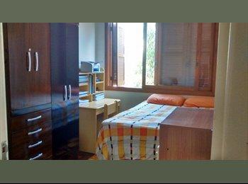 EasyQuarto BR - Quarto B.SANTANA, 3 quadras do campus saúde UFRGS - Centro, Porto Alegre - R$ 850 Por mês