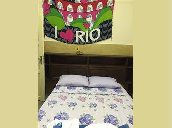 EasyQuarto BR - Quartos na Glória - Glória, Rio de Janeiro (Capital) - R$ 1.200 Por mês
