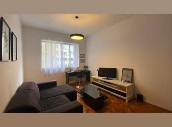 EasyQuarto BR - Apt confortável, ótima localização, Rio de Janeiro (Capital) - R$ 1.300 Por mês