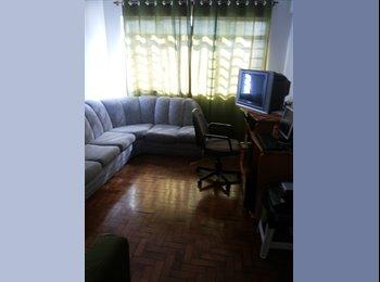 EasyQuarto BR - Alugo quarto  - Pinheiros, São Paulo capital - R$ 1.100 Por mês