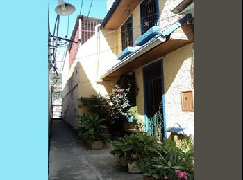EasyQuarto BR - Qto curto período - casa em condomínio horizontal - Botafogo, Rio de Janeiro (Capital) - R$ 1.300 Por mês