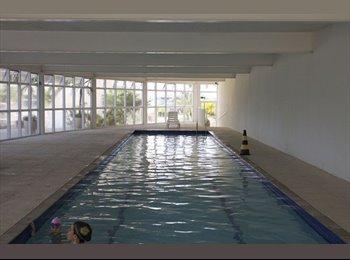 EasyQuarto BR - Suite Splendor Blue - São José dos Campos, São José dos Campos - R$ 520 Por mês