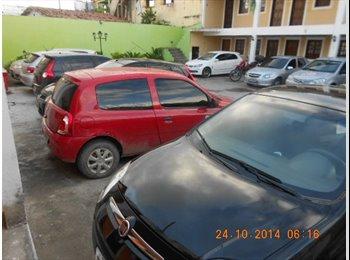 EasyQuarto BR - LINDOS STUDIOS MOBILIADOS - Recife, Recife - R$ 490 Por mês