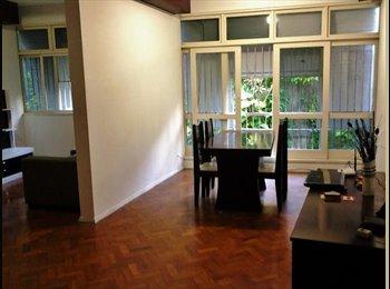Ipanema - Quarto mobiliado/furnished
