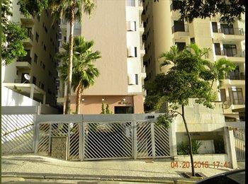 EasyQuarto BR - Alugo Apartamento - Campinas, RM Campinas - R$ 1.000 Por mês