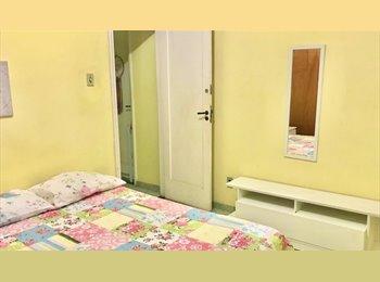 EasyQuarto BR - Alugo quarto para moças e estudantes - Tijuca, Rio de Janeiro (Capital) - R$ 1.000 Por mês