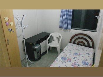 Alugo quarto em taguatinga