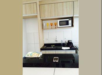 EasyQuarto BR - Alugo quarto em apartamento - Maringá, Maringá - R$ 500 Por mês