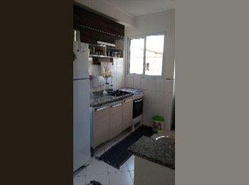 EasyQuarto BR - Dividir apartamento vila palmares com piscina - Santo André, RM - Grande São Paulo - R$ 700 Por mês