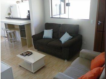EasyQuarto BR - Quarto espacoso e fresco!  2,90 x 3m.  INDIVIDUAL - Londrina, Londrina - R$ 450 Por mês