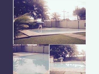 EasyQuarto BR - Apartamento próximo a UFAM - Cond. Monte Castelo - Residencial Ouro Negro - Coroado - Manaus, Manaus - R$ 550 Por mês