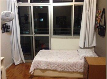 EasyQuarto BR - Quarto individual solteiro sexo feminino ambiente familiar - Aldeota, Fortaleza - R$ 1.000 Por mês