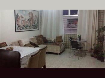EasyQuarto BR - Quarto em apto. vizinho a Politécnica - Recife, Recife - R$ 700 Por mês