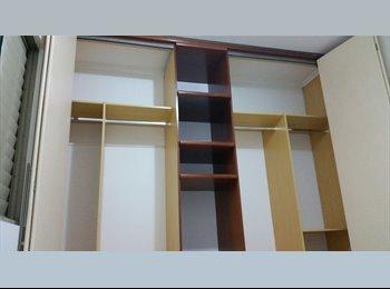 EasyQuarto BR - Alugo Quarto( casa familia)5min Mackenzie - Campinas, RM Campinas - R$ 1.400 Por mês