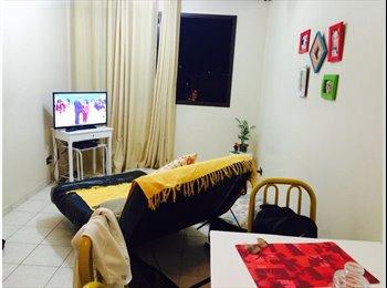 EasyQuarto BR - Dividir apartamento/ quarto em  Piracicaba - Piracicaba, Piracicaba - R$ 500 Por mês