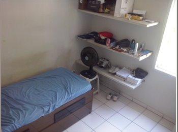 EasyQuarto BR - Procura-se uma pessoa para vaga aqui no meu apartamento, 1 quarto disponível - Natal, Natal e Grande Natal - R$ 480 Por mês