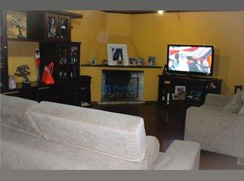 EasyQuarto BR - (2 QUARTOS INDIVIDUAIS) Casa familiar no bairro Cristal – Perto da UniRitter - Zona Sul, Porto Alegre - R$ 1.100 Por mês