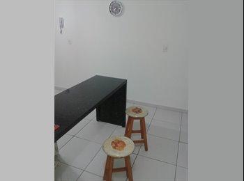 EasyQuarto BR - Alugo quarto para estudante ou profissional a ótimo preço, melhor opção custo-benefício - Outros, João Pessoa - R$ 400 Por mês