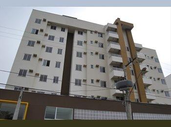 EasyQuarto BR - Apto Joinville - Jardim Iririú - Joinville, Região de Joinville - R$ 800 Por mês