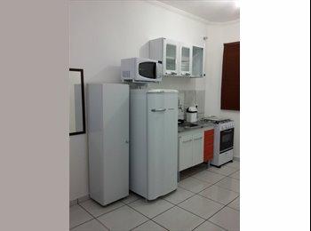 EasyQuarto BR - KIT INDIV.,MOBIL-BUTANTÃ, -PARA 21/12 - Butantã, São Paulo capital - R$ 1.050 Por mês