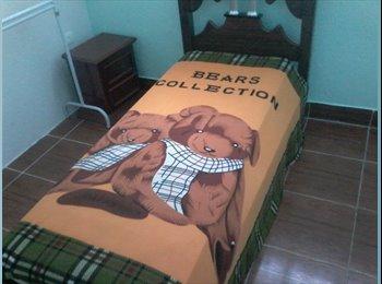 EasyQuarto BR - Alugo quarto para rapazes - Guarulhos, RM - Grande São Paulo - R$ 350 Por mês