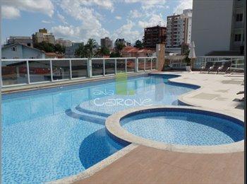 EasyQuarto BR - Divido apartamento dentro de home clube - Joinville, Região de Joinville - R$ 600 Por mês