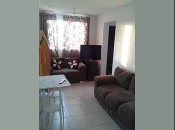 Alugo quarto exclusivo em apartamento mobiliado