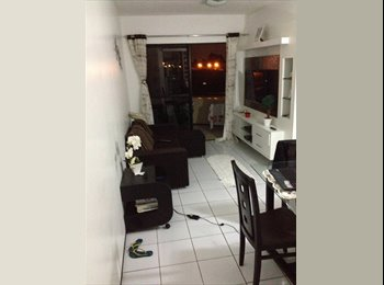 EasyQuarto BR - Alugo Quarto Próx. a UECE - Outros, Fortaleza - R$ 500 Por mês