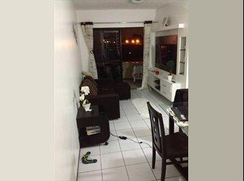 EasyQuarto BR - Alugo Quarto Próx. A UECE - Outros, Fortaleza - R$ 425 Por mês