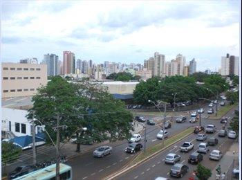 EasyQuarto BR - Ed. Ilha do Mel - Proximo do Zerão e Mercadorama - Acesso fácil para UEL  - Londrina, Londrina - R$ 700 Por mês