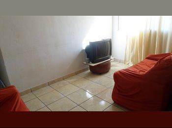EasyQuarto BR - ALUGO APART RIBEIRÃO PRETO COM 9 VAGAS COM MOBILIA PERTO DA FACULDADE BARÃO - Ribeirão Preto, Ribeirão Preto - R$ 1.800 Por mês