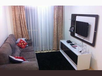 EasyQuarto BR - Alugo quarto em apartamento mobiliado - Cabral, Curitiba - R$ 800 Por mês