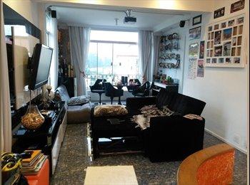 EasyQuarto BR - Alugo Quartos em Cobertura Duplex  - R$ 890,00 (p/Homens) - Morumbi, São Paulo capital - R$ 890 Por mês