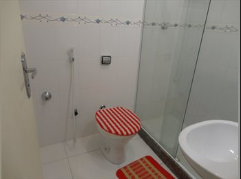 EasyQuarto BR - apartamento ideal para 02 estudantes curso superior/mestrado - Copacabana, Rio de Janeiro (Capital) - R$ 2.500 Por mês