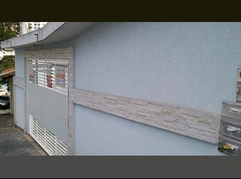EasyQuarto BR - Aluga-se quarto - Vila Matilde próximo ao Metrô - Penha, São Paulo capital - R$ 750 Por mês