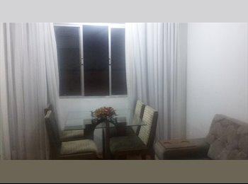 EasyQuarto BR - Vaga em quarto para 2 pessoas - Castelo, Belo Horizonte - R$ 400 Por mês