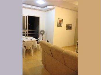 EasyQuarto BR - quarto ind.taubate ao lado do shop Taubate mobiliado lazer completo - Outras Cidades, São José dos Campos - R$ 620 Por mês